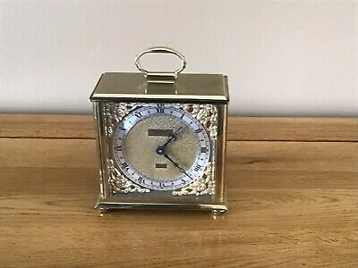 Quartz Carriage Clock D.C. Leake, Duneaton • 4£