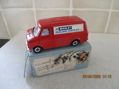 VINTAGE/ORIGINAL DINKY BEDFORD VAN No.410 A SPECIAL PROMOTIONAL OFFER - VNM. • 13.53£