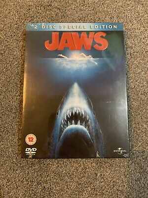 Jaws (DVD, 2005, 2-Disc Set) • 4.99£