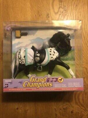 Grand Champions Classic Collection, Appaloosa Stallion, New In Box • 20£