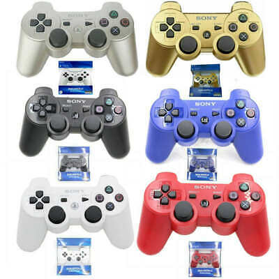 Sony PS3 Wireless DualShock 3 Game Handle Controller GamePad For PlayStation 3 • 12.98£