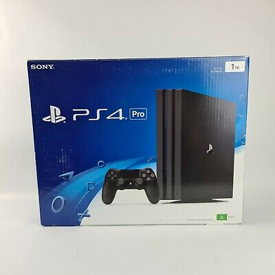 AU499.99 • Buy **IN BOX** Playstation 4 PS4 Pro Console 1TB