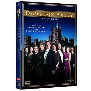 Downton Abbey: Series 3 DVD (2012) Maggie Smith Cert 12 3 Discs  • 2.11£