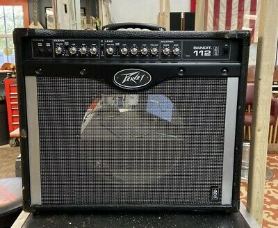 $ CDN44.57 • Buy Peavey Bandit 112 Transtube Guitar Amplifier Amp Needs 12  Speaker