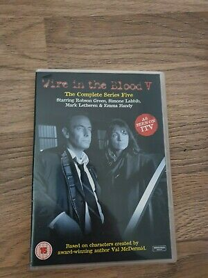 Wire In The Blood - Series 5 (DVD, 2008, 2-Disc Set) • 0.99£