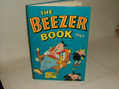 Vintage Annual The Beezer Book 1967   • 3£