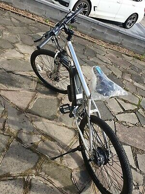 Cyclamatic Power Plus Electric Mountain Bike CX 1 New Battery With Charger. • 650£