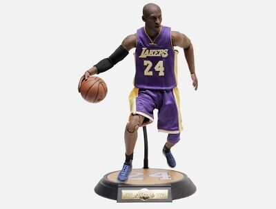 $800 • Buy NBA Real Masterpiece Kobe Bryant 1:6 Scale Figures Two Pack Free Shipping INHAND