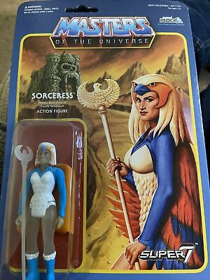 $149.99 • Buy Sorceress Glow In Dark Exclusive Glow In The Dark Masters Universe Motu Reaction
