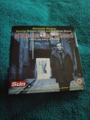 Wire In The Blood The Sun Promo Dvd • 0.99£