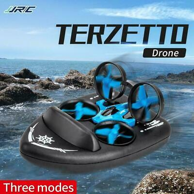 AU40.08 • Buy JJRC H36F 2.4G Drone Boat 3 In1 Remote Control Toys Headless 3D Flips Quadcopter