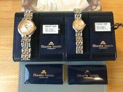 Maurice Lacroix His & Hers Watches • 300£