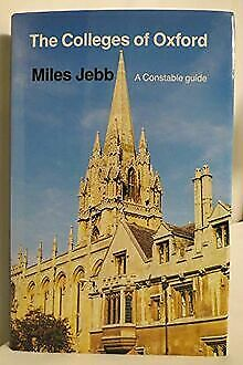 A Guide To The Colleges Of Oxford (Biography & M... | Book | Condition Very Good • 4.45£