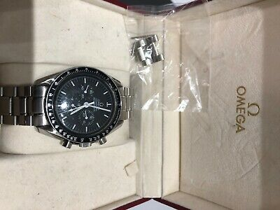 OMEGA SPEEDMASTER MOONWATCH PROFESSIONAL 42mm MENS WATCH • 2,995£