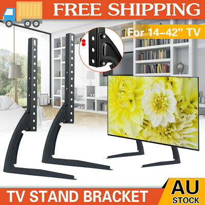 AU20.42 • Buy Universal TV Riser Stand Mount For Samsung Sony Sharp12-42  LCD LED Sony TCL TV