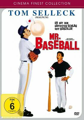 Mr. Baseball- Tom Selleck,   DVD PAL  NEW • 13.99£