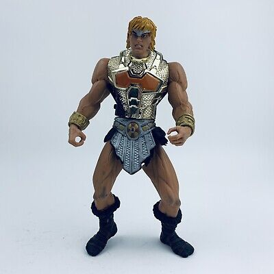 $5 • Buy WOLF ARMOR HE-MAN - 200X - Masters Of The Universe - Mattel 2001 - NICE!!!