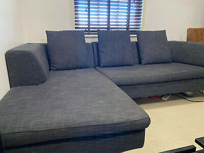 Dwell Laguna Left Hand Corner Sofa John Lewis DFS Made Next • 400£