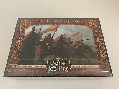 A Song Of Ice And Fire - Knights Of Casterly Rock • 19.99£
