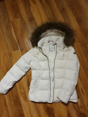 Tommy Hilfiger Girls Puffer Jacket 164 Cm   • 6.35£