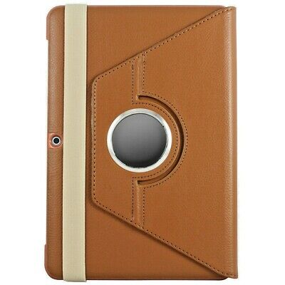 £3.99 • Buy Samsung Galaxy Tab 2 10.1 P5100 Leather 360 Rotating Standing Protection Case