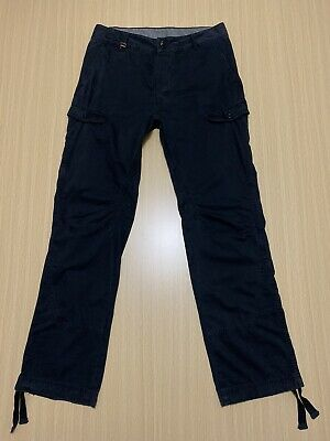 £50.73 • Buy Diesel Pants Mens ~ Size 31 ~ Good Cond W/ Cargo Pockets Button Fly Style Black