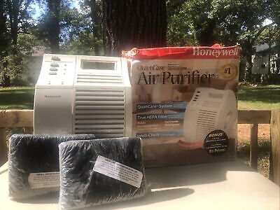 Used In Open Box Honeywell 38002 QuietCare HEPA Air Purifier • 30.66£