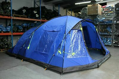 Eurohike Bowfell 600 6 Person Tent Camping Outdoor, 6 Man Berth RRP £499.99 326 • 179.99£