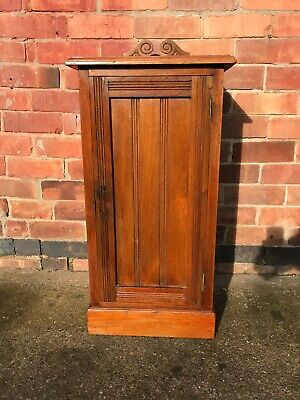 Mahogany (probably) Cabinet - Beautiful Grain And Coloured Wood • 20£