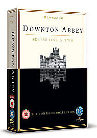 Downton Abbey - Series 1 & 2 Box Set  DVD • 2£