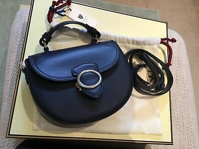 Aspinal Of London Saddle Bag • 135£