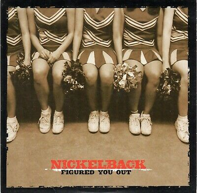 Nickelback One Track Card Cover Promo CD Single: Figured You Out • 7.99£