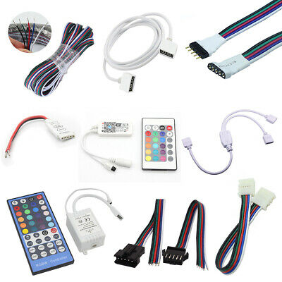 $2.88 • Buy 5Pin RGBW LED Strip Connector Wire Extension Cable Wire For RGB LED Strip Lights