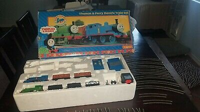 $ CDN217.01 • Buy Thomas And Percy Electric Train Set HO Scale Thomas And Friends Set Hornby