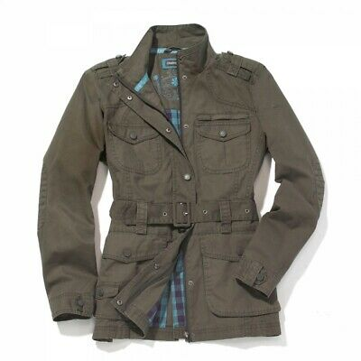 Craghoppers Pemba II Womens Utility Jacket - Mid Khaki UK 12  • 24.99£