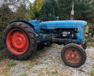 Fordson Major Tractor • 2,800£