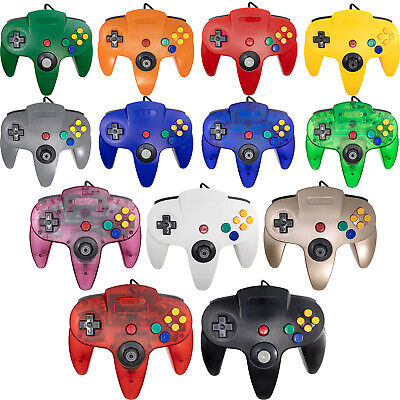 $ CDN17.90 • Buy For Nintendo 64 N64 Controller Video Game Console System Joystick Classic Wired