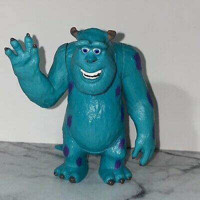 Sulley Monsters Inc. PVC Cake Topper Disney Store Figure Pixar Sully • 4.43£