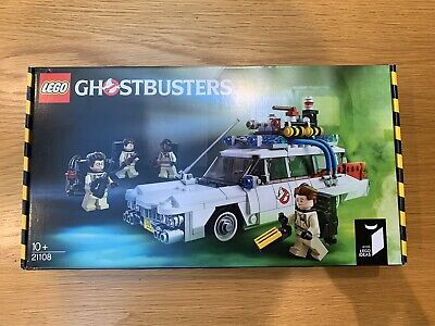 LEGO Ideas Ghostbusters Ecto-1 (21108) Retired.New And Sealed • 51.90£