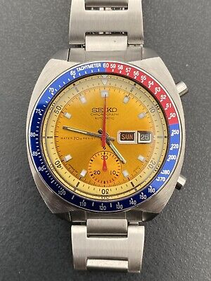 $ CDN160.50 • Buy Seiko Pogue 6139-6002 Excellent Vintage Chronogrph Excellent Condition Man's
