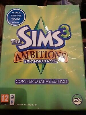 The Sims3 Ambitions Expansion Pack Pc • 9£