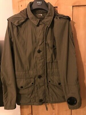 CP Company Goggle Jacket Mint Condition XL Size 52 Hardly Worn RRP£595 • 100£