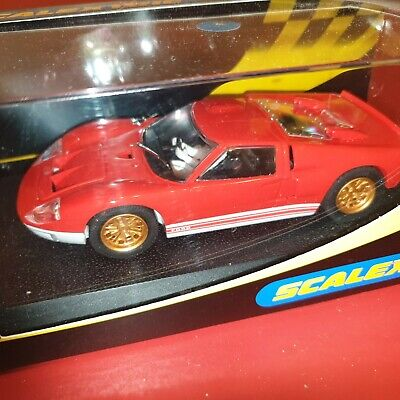 Ford GT40 MKII  Collectors Club 2003  Mint & Boxed Scalextric • 10£