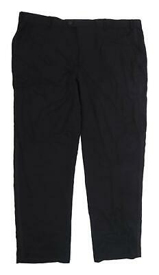 £8 • Buy Taylor & Wright Mens Black Trousers Size W42/L31
