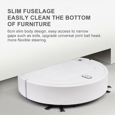 Smart Sweeping Robot Vacuum Cleaner UV Disinfect Sterilization Sprayer Automatic • 33.89£
