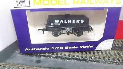 Dapol  Oo.  Rectangular  Tank   Wagon.   New.  • 14.99£