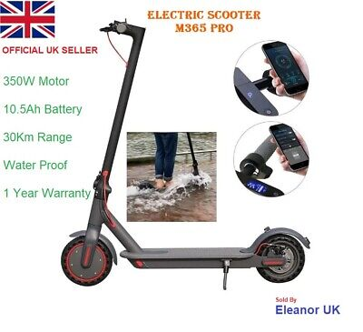 View Details Electric Scooter Xiaomi M365 PRO Style 350W 10.4Ah AOVO Electric Scooter E-Bike • 289.99£