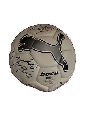 Portsmouth Fc Signed Football Pompey Circa 1997-1999 • 35.99£