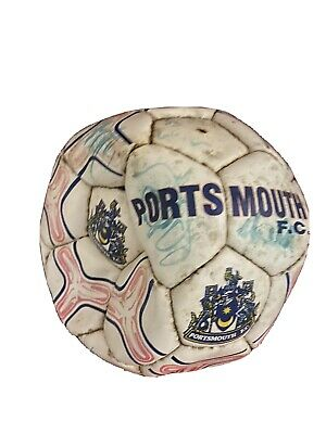 Portsmouth FC Signed Ball  • 35.99£