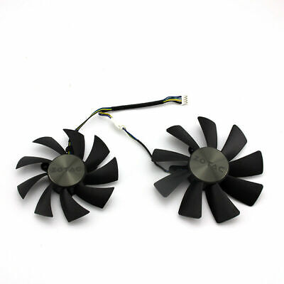 $ CDN32.51 • Buy New Original For ZOTAC GeForce GTX 1070 Ti Mini 8GB Graphics Card Fan DC12V 4Pin